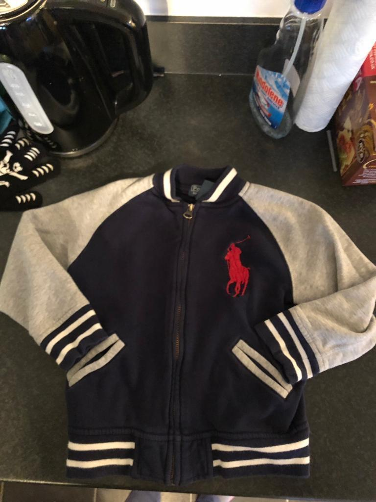 f4561a12 Boys Genuine Ralph Lauren jacket age 5 | in Wallsend, Tyne and ...