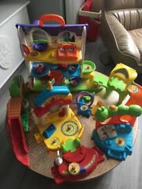 Huge VTech toot toot friends job lot bundle