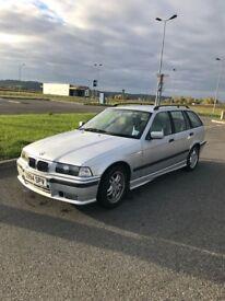 BMW 323i touring 1999 Petrol Silver