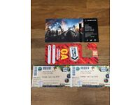 Kendal Calling 2*Adult Tickets + Parking