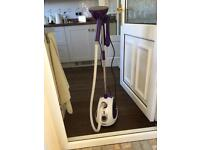 Clothes steamer REDUCED IN PRICE.
