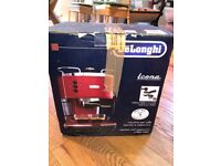 Delonghi icona red - barely used