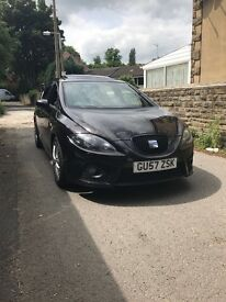 Seat Leon cupra 240 sunroof edition gti gtd s3 rs3 black cheapest on the net fully loaded