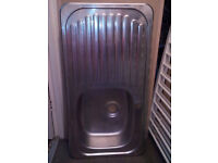 Used Stainless Kitchen Sink
