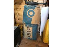 2 x bags general purpose cement