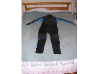 Men's wet-suit for sale