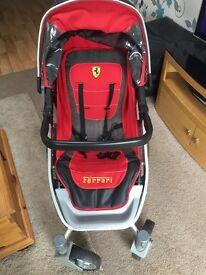 Ferrari buggy