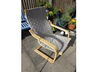 Ikea Poang Easy Chair with arms