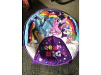 Unicorn toddler chair