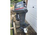 Yamaha 90hp 2 Stroke Outboard