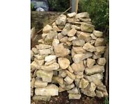 Cotswold Stone - Useful Building or Garden or Rockery