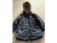 Next 1 1/2 - 2 years next winter coat