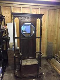 Antique cloak stand