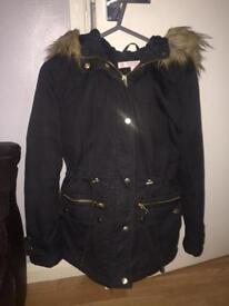 Miss Selfridge Parker coat