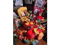 Baby boys clothes/shoes/accessories/toys hundreds of items 0-2years