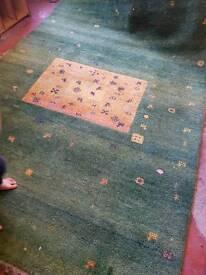 Ikea 100% wool carpet 8ftx6ft