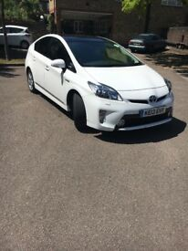 Toyota Prius T - Spirit (Special & Rare Edition) Toyota Warranty Till end of April 2018