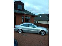 STUNNING 2007 Mercedes-Benz, E280 Avantgarde. AUTO. DIESEL. 75,000 miles. MOT April-2021. P/X CONS