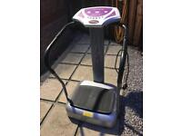 Vibration Plate, solid and robust. Fully working. Excellent condition