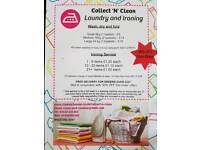 Ironing and Laundry Services - 30% OFF first order!