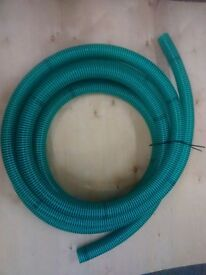 transfer hose 2inch wide 10 m long - never used rrp £30