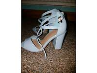 New! Newlook strap shoe size 2