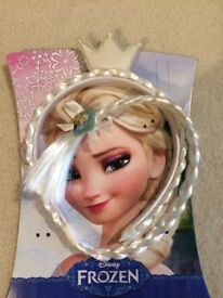 Elsa hairband with plait