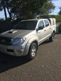 image for Toyota, HILUX, Pick Up, 2011, Manual, 2494 (cc)
