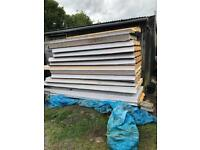 King span insulated cladding roof sheets