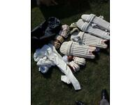 Cricket stuff- used