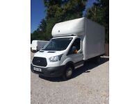 Ford transit Luton with tail lift NO VAT