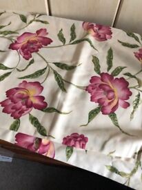 New Victoria and Albert curtains 66 inches x72 inches uplift only baberton Edinburgh west