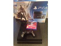 Playstation 4 (500gb) Jet Black ***£150***