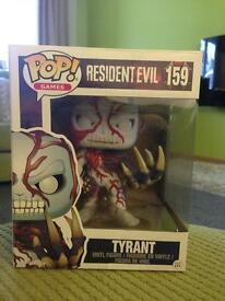 Pop figure Tyrant
