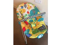 Baby vibrating /Musical chair