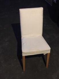 4 habitat dining chairs