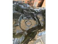 Great condition preformed pond liner