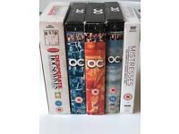 Dvd bundle of 50 dvds plus box sets