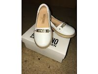Kids moschino shoes