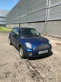 Mini Cooper 1.6 Petrol 2008, 6 Month Warranty!