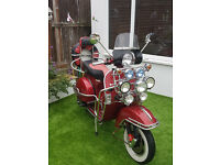 W Reg Vespa PX125 - SENSIBLE OFFERS CONSIDERED.