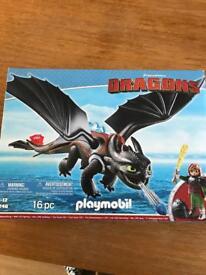 Playmobil dragon