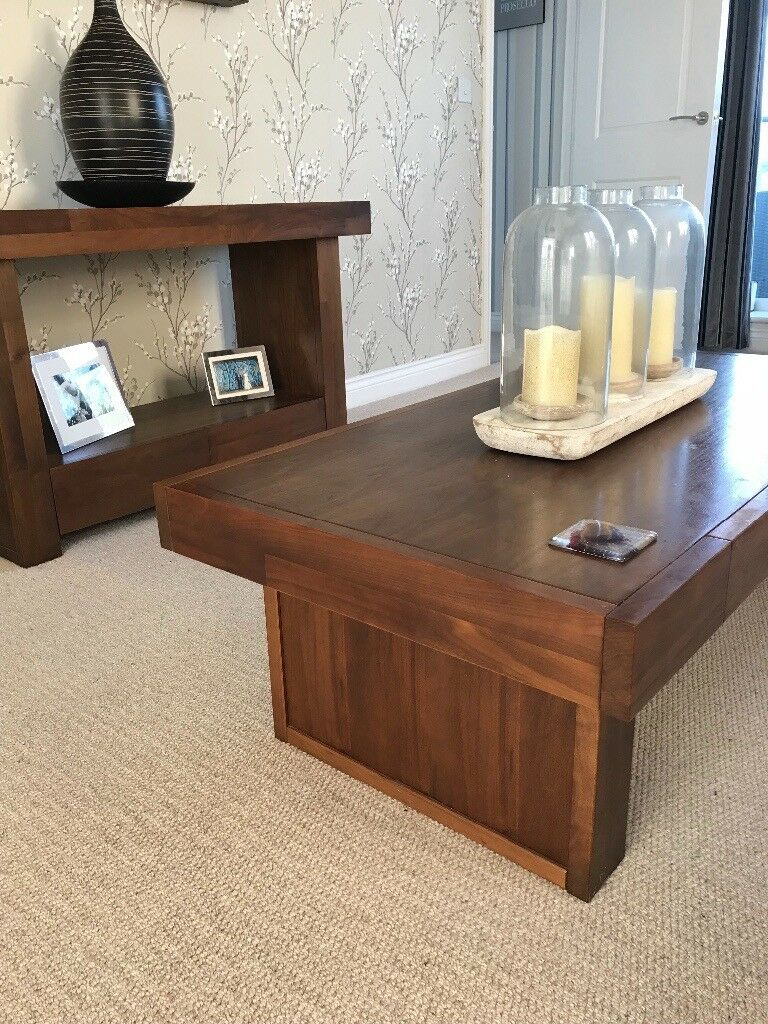 Barker Amp Stonehouse Coffee Table Amp Matching Sideboard In