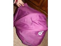 Oyster Carrycot Grape Colour Pack