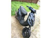 Piaggio zip rs original high spec 70cc nrg typhoon sp areox mk1