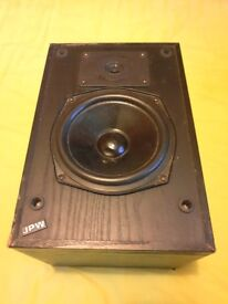 JPW Mini Monitor Speakers Pair 6 Ohms 70 Watts 87 dB 2 Way Loudspeaker System #1