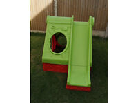Chad Valley Funtivity Playhouse with Slide
