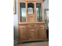 Lounge Storage and Display Cabinet
