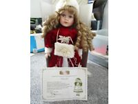 porcelian collections doll