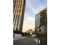 Central Croydon two bedroom flat near Shopping mall